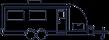 Caravane de voyage